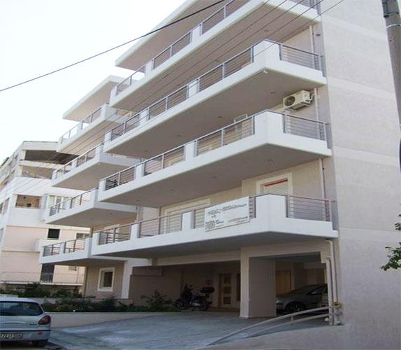 Chalandri Building Apartments