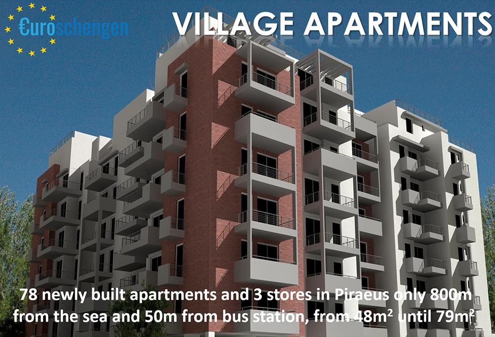 Village Project in Piraeus Area, Athens RES-3