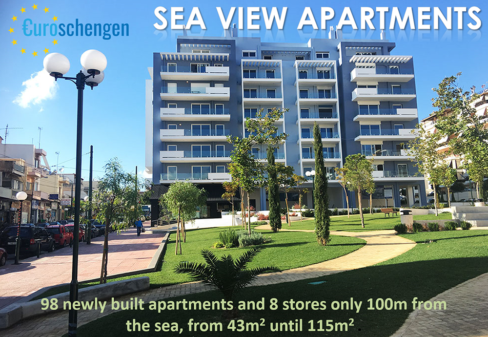 Sea View Project in Piraeus Area, Athens RES-2