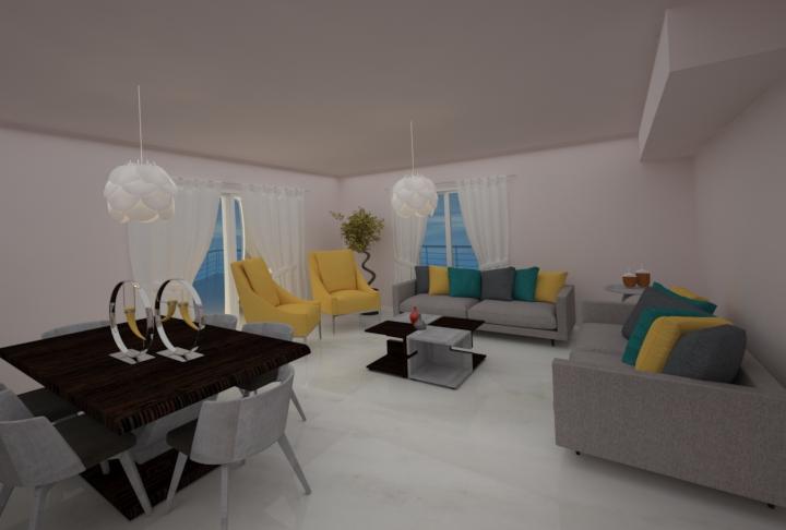 Apartment with sea view in Elliniko Area, Athens RES-15