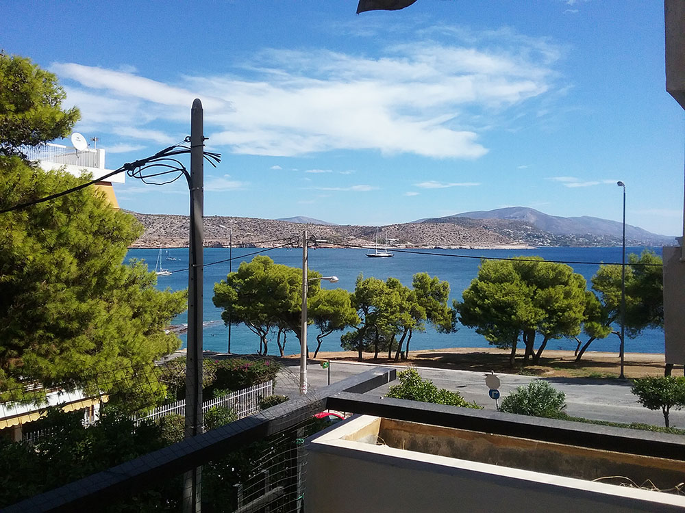 Apartment with sea view in Varkiza Area, Athens RES-9