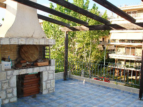 Maisonette with sea view in Ilioupoli Area, Athens RES-13