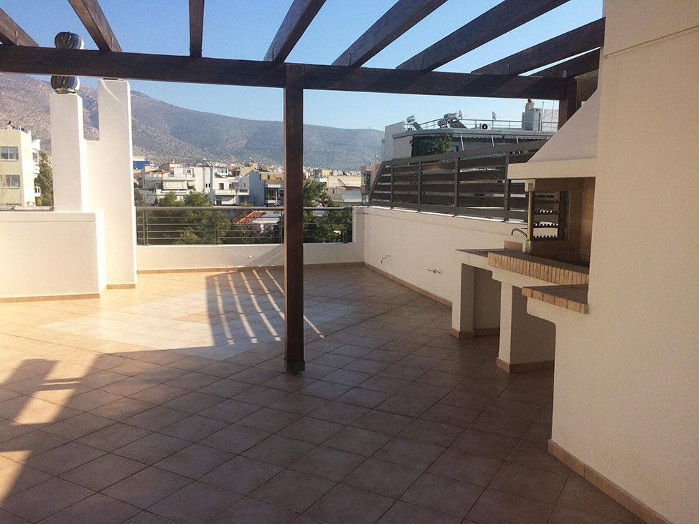 Maisonette with sea view in Glyfada Area, Athens RES-10