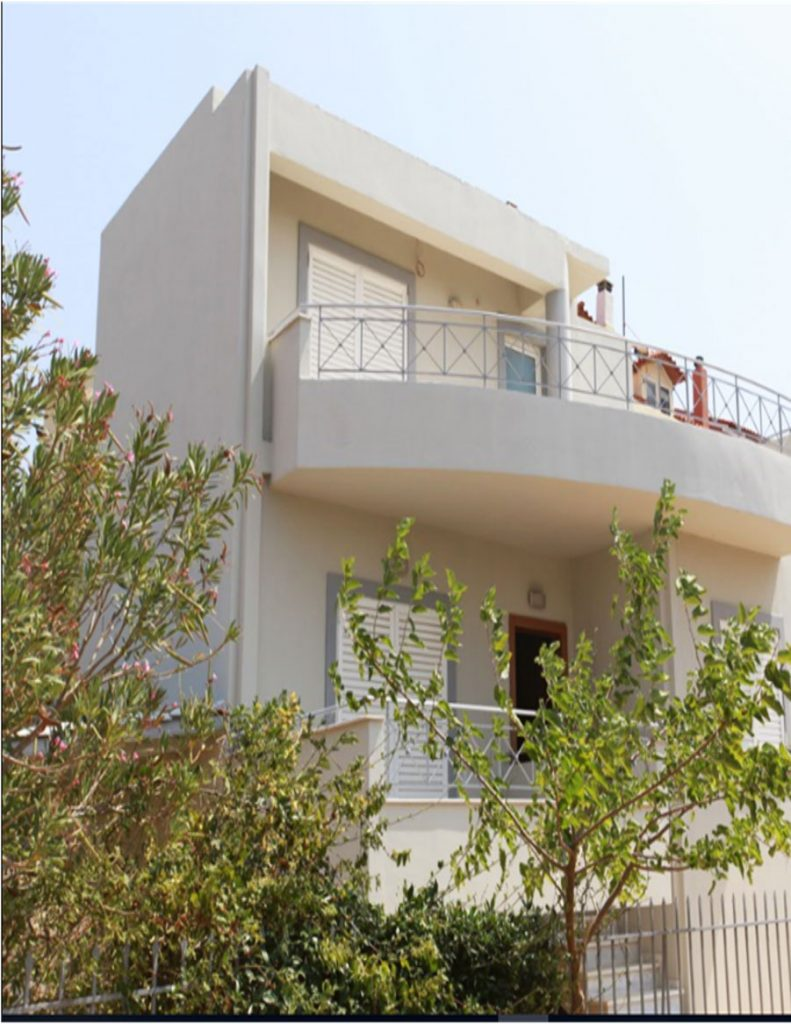 Sew view Villa in Lagonisi Area, Athens RES-35