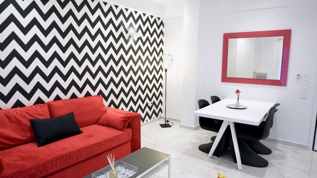 Apartment in Pagkrati Area, Athens RES-21
