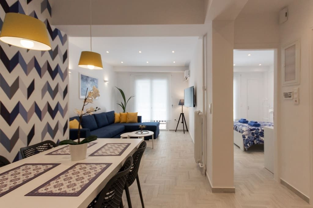 Apartment in Pagkrati Area, Athens RES-17