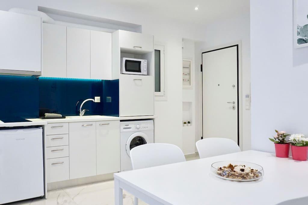 Apartment in Koukaki Area, Athens RES-28