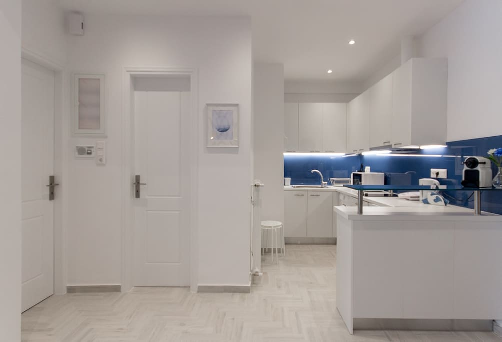Apartment in Pagkrati Area, Athens RES-25