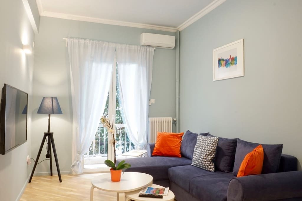 Apartment in Pagkrati Area, Athens RES-22