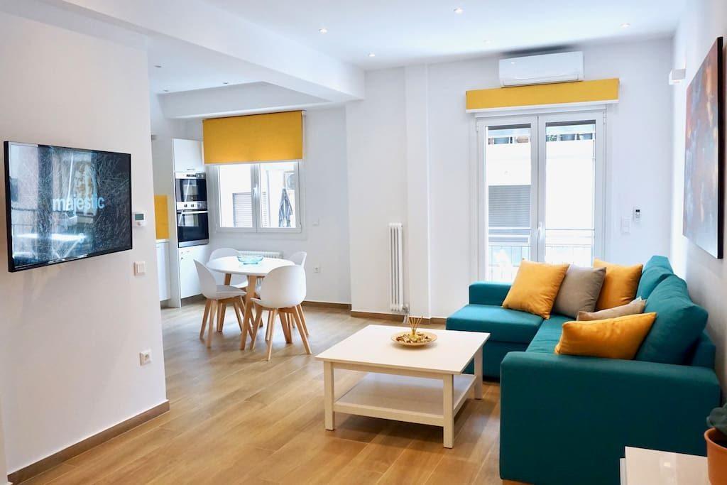 Apartment in Gazi Area, Athens RES-30